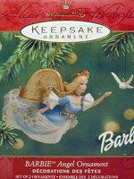 Angel of Peace Barbie Ornament