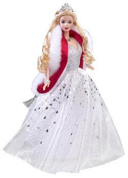 2001-holiday-Barbie
