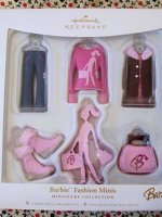 2006 Barbie Fashion Minis Ornament