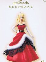2007 Celebration Barbie Ornament
