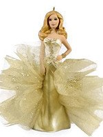 50 Years of Fabulous! Barbie Ornament