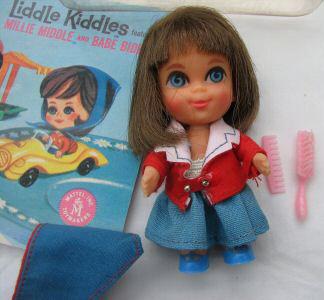 Babe Biddle Liddle Kiddle