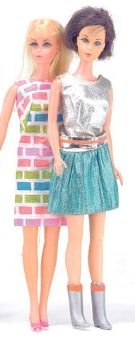 Barbie Dolls & Clothing 1967 - 1968