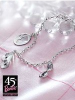 45th Anniversary Barbie Charm Bracelet