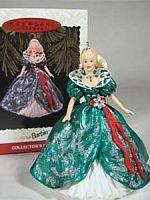 Hallmark Keepsake Holiday Barbie Collector/'s Series 1993 Christmas Ornament NEW Lot 3
