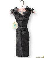 Barbie Little Black Dress Ornament