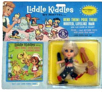 1966 Beat A Diddle Liddle Kiddle