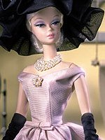 Blush Becomes Her Barbie Fashion