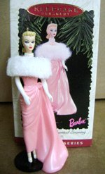 Enchanted Evening Barbie Ornament