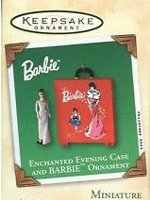 Enchanted Evening Case Barbie Ornament