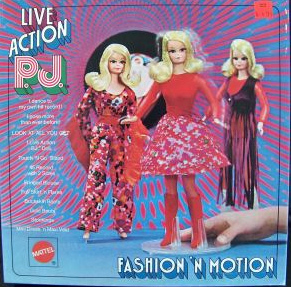 1971 PJ Fashion 'n Motion Gift Set