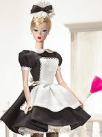 French Maid Barbie
