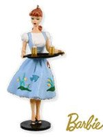 Friday Night Date Barbie Ornament