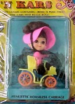 Henrietta Horseless Carriage Liddle Kiddle