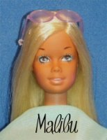 Malibu Barbie Doll