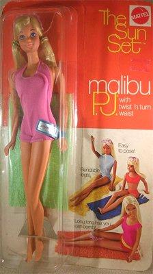 1972 Sunset Malibu PJ NRFB