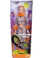 Maskerade Halloween Party Barbie