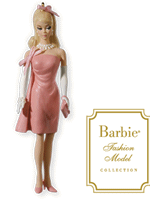 Movie Mixer Barbie Ornament