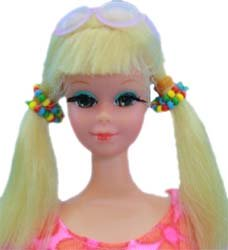 Vintage PJ Doll - Barbie's Mod Friend