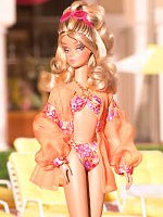 Palm Beach Swim Suit Barbie