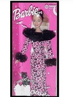 Perrr-fectly Halloween Barbie