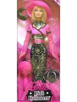 Pink Halloween Barbie