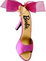 Shoe-Sational Barbie Ornament
