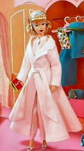 2007 Sleepytime Gal Vintage Barbie Reproduction
