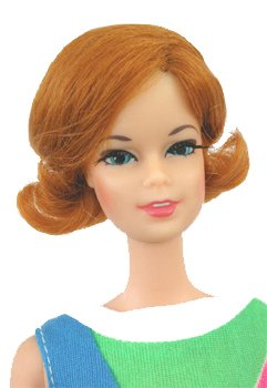 Vintage TNT Stacey Doll