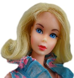 TNT Flip Hair Barbie