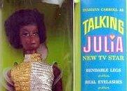 Talking Julia Doll