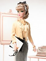 The Secretary Barbie