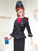 The Stewardess Barbie