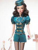 The Usherette Barbie