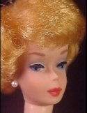 Vintage Barbie Bubblecut Doll