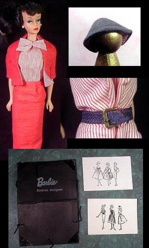 Vintage Barbie Busy Gal