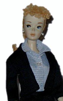 Vintage Barbie Commuter Set