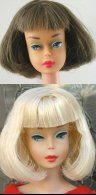 American Girl Barbie  (1965 - 1966)