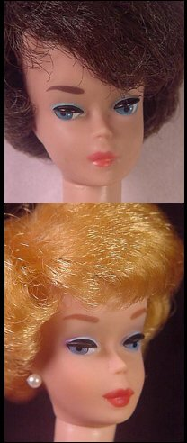 Vintage Barbie Bubblecut Dolls