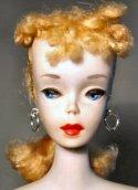 #3 Ponytail Vintage Barbie Doll