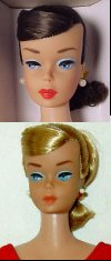 Barbie Swirl Ponytail - 1964