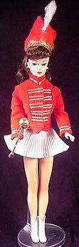 Vintage Barbie Drum Majorette
