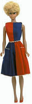 Vintage Barbie Fancy Free
