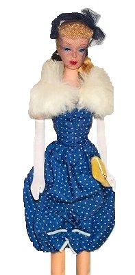 Vintage Barbie Gay Parisienne #964 (1959)