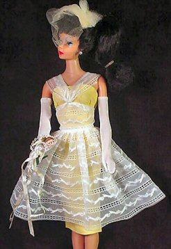 Vintage Barbie Orange Blossom