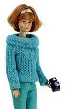 Vintage Barbie Photo Fashion