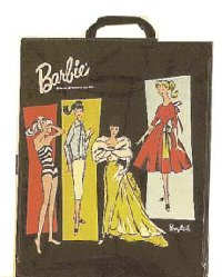 1961 Single Barbie Case