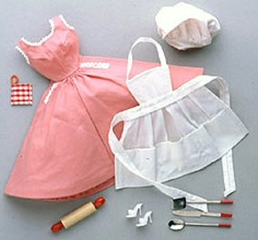 Vintage Barbie Q Ensemble