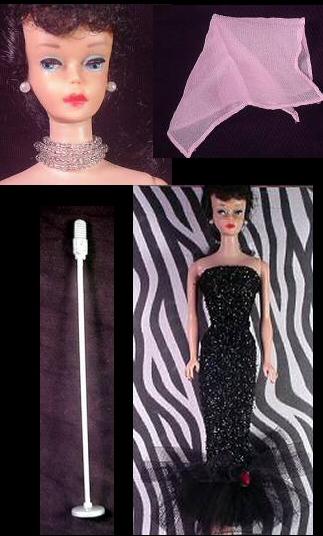 Vintage Barbie Solo In The Spotlight