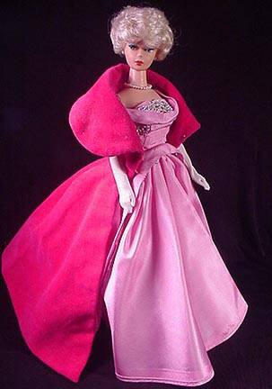 Vintage Barbie Sophisticated Lady